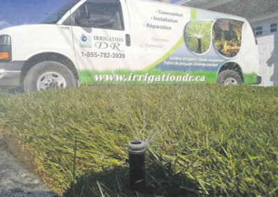Irrigation DR