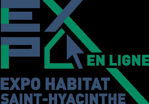 Logo de l'Expo Habitat de Saint-Hyacinthe